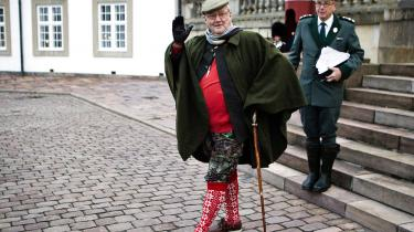 Af de politikere, der får lov til at deltage i de kongelige skyderier, er de 14 ud af 15 fra Venstre og Konservative