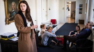 Profit vægtes højere end viden, mener Sofia Luna og de andre studerende i blokaden på Københavns Universitet.