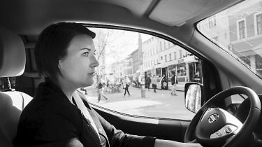Christina Bu fra Norsk Elbilforening troede ikke selv på, at Norge skulle nå op på 50.ooo elbiler i 2015. Men det lykkedes i høj grad på grund af fordelagtige ordninger for elbilerne.