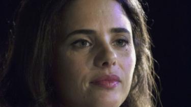 39-årige Ayelet Shaked blev tidligere på ugen udnævnt til justitsminister i Israels nye regering af premierminister Netanyahu.