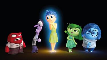 Pixars nye animationsfilm, 'Inside Out', fortæller charmerende, morsomt og hittepåsomt om en 11-årig piges liv og mange følelser