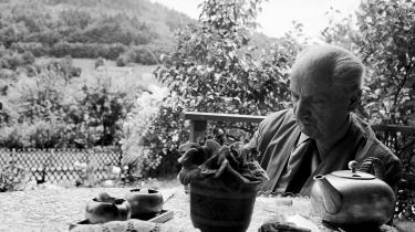 Der er grundlæggende bestemmelser nok at fare vild i hos Heidegger, men man kan trøste sig med, at det også sker for ham selv.