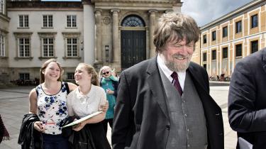 Jørgen Dragsdahl ved Højesteret efter gårsdagens sejr over Bent Jensen