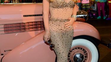 Trods manges fordomme både skriver og producerer Mariah Carey sin musik selv, også mange af de 18 numre, der har ligget nr. ét på de amerikanske hitlister, og som hun har samlet på et album. Foto: Sony Music
