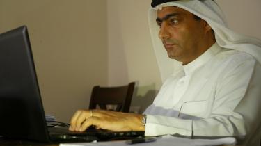 Ahmed Mansoor har fået taget sit pas og fået udrejseforbud fra De Forenede Arabiske Emirater på grund af sit arbejde som menneskerettighedsaktivist. Privatfoto