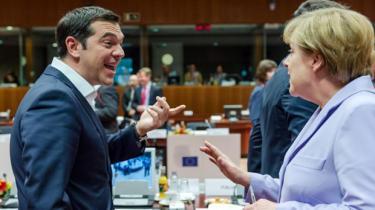 Den græske regering har leveret et vidtgående sparekatalog, og samtidig ønsker de sig 400 milliarder kroner til at skabe ro over de kommende tre år. Nu er det op til især Syriza-partiets venstrefløj, men også konservative hardlinere i Berlin at udvise imødekommenhed forud for den afgørende forhandlingsrunde i Bruxelles