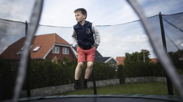 Information fortalte i mandags om otteårige Mathias, der lider af separationsangst, men nu er begyndt på Cool Kids-behandlingen.