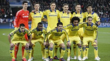 Fodboldklubben Chelsea er godt nok britisk, men med 13 forskellige nationaliteter i truppen er den også ret sammensat. Og det er ifølge statistikken en styrke.