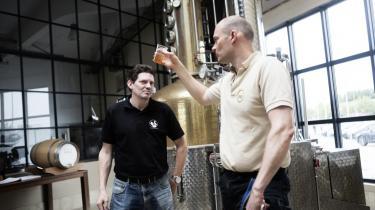 Bryggeriet Braunstein har valgt at brygge deres whisky helt fra bunden ved selv at lave den såkaldte urt, der danner basis for whiskyen, som de fleste andre whisky-producenter køber færdiglavet.