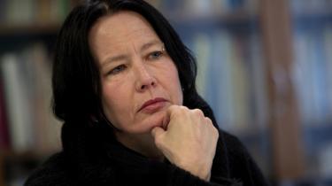 Den amerikanske digter Vanessa Place, der arbejder med konceptuel poesi, er blevet beskyldt for at være racistisk i hendes gengivelse af udvalgte citater fra 'Borte med blæsten'.  Et eksempel på en ny tendens, mener Jens-Martin Eriksen.