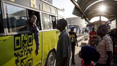 'Det er ikke menneskesmuglere, som skaber den afrikanske drøm om Europa. Det gør moderne massemedier, turisme og ulandsbistand, og der er tale om en massiv påvirkning,' skriver dagens kronikør.