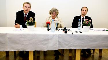 Var det på grund af frygt for Dansk Folkepartis reaktion, at integrationsminister Birthe Rønn Hornbech og ministeriet behandlede statsløses ansøgning om statsborgerskab i strid med konventionerne? Det mener flere vidner