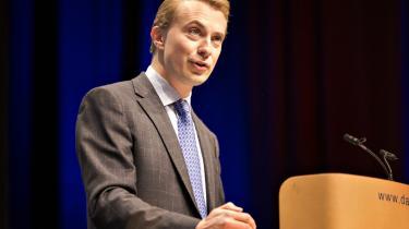 Morten Messerschmidt om Danmark skal afskaffe retsforbeholdet den 3. december