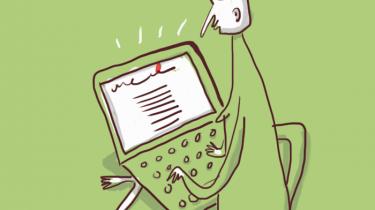 Abonnenter på den digitale avis kan nu se frem til uforstyrrede læseoplevelser på skærmen