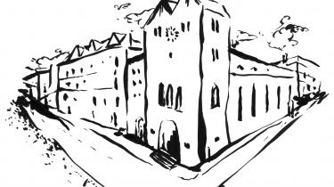 Milliardær købte Absalons Kirke på Vesterbro, og med hjælp fra blandt andet Tal R har han indrettet den som moderne forsamlingshus. Vi var til en aften i solens tegn