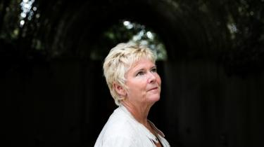 LO's nye formand, Lizette Risgaard, har afvist at kritisere den nyligt indgåede dagpengeaftale, men har til gengæld sagt, at LO skal blive mere synlig. Arkiv