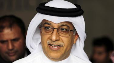 Sheikh al-Khalifa har ifølge Human Rights Watch medvirket til forbrydelser mod menneskeheden, men det synes uden for Europa ikke at forringe hans chancer for at blive den næste præsident for FIFA.