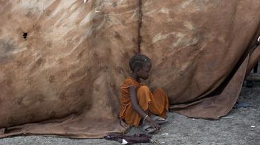 Børnene betaler den højeste pris for den 22 måneder lange borgerkrig, der har fordrevet millioner og bragt verdens yngste nation på randen af hungersnød