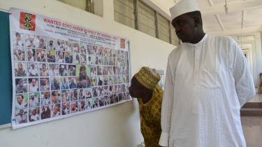 Boko Haram-medlemmer efterlyses i Nigeria, hvor terrorgruppen har spredt død og ødelæggelse i de seneste 13 år.
