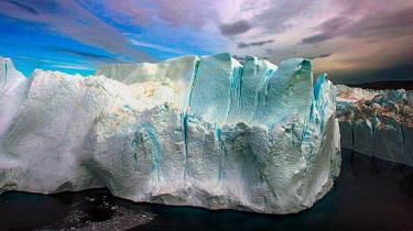 grønland indlandsisen klima cop21
