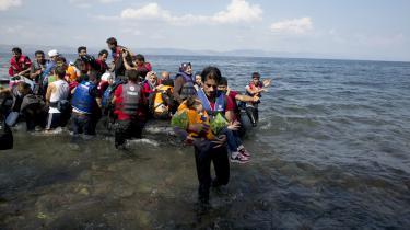 Flygtningespørgsmålet er et glimrende eksempel på, at Enhedslistens Europa-politik ikke er nationalt selvtilstrækkelig, skriver Pernille Skipper og Søren Søndergaard.