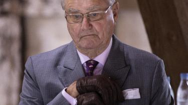 Årets vilde pjække-pris kan kun gå til prins Henrik. Redaktionen ønsker tillykke