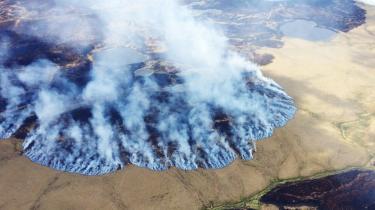 klimaforandringer grøn omstilling den antropocæne tidsalder miljøpolitik global opvarmning