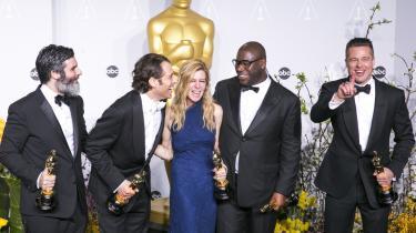 Instruktør Steve McQueen skrev filmhistorie, da han i 2014 vandt en Oscar for Bedste Film med '12 Years a Slave'. I dag kalder han på et opgør med filmindustriens hvide tænkning.
