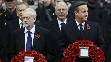 Det britiske Labour-parti står sammen om at føre kampagne for fortsat britisk EU-medlemskab. Men det er splittet over argumenterne for at blive i EU