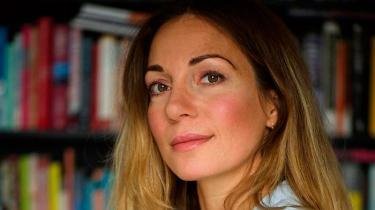 Katrine Engbergs familie læste krimier hen over aftensmaden i hendes barndom. Hun skriver ud fra en stor kærlighed til genren i sin debut 'Krokodillevogteren'