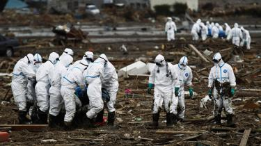 Ulykken på Fukushima atomkraftværket i Japan for fem år siden skete efter et kraftigt jordskælv i havet ud for Japans østkyst og en efterfølgende tsunami.