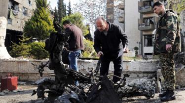Islamisk Stat tog tidligere i år ansvaret for en bilbombe i Damaskus. I går led organisationen et stort nederlag, da et tidligere IS-medlem lækkede omkring 22.000 dokumenter fra Islamisk Stats hovedkvarter.