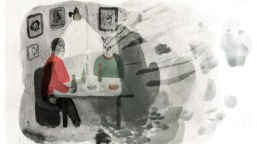 Illustration: Clara Bach/iBureauet