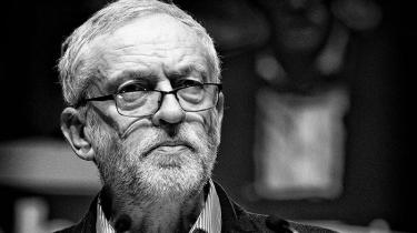 Labour-leder Jeremy Corbyn.