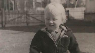 Privatfoto ca. 1950
