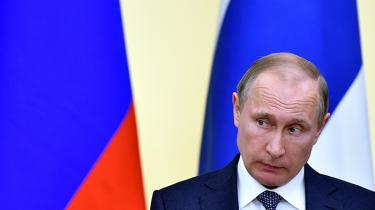 Meget peger på, at Putin er en af de involverede ifølge de lækkede såkaldte Panama papirer