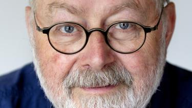 Jens Raahauge   Formand for Dansklærerforeningen