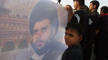 Ingen i Irak er i stand til at mobilisere så store folkemængder som shia-lederen Moqtada al-Sadr, der ser ud til at være på vej mod et politisk comeback.