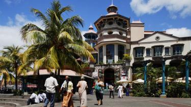 Ifølge ngo'en Oxfam har flere selskaber syd for Sahara, som Verdensbanken har støttet i 2015, aktiviteter i skattelylandet Mauritius. Arkiv