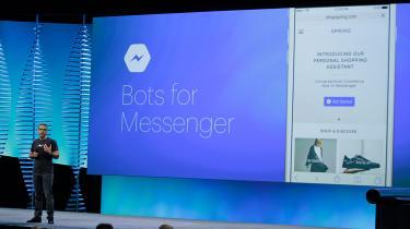 Facebook har, ligesom Google og Microsoft store planer for chatbots med kunstig intelligens.