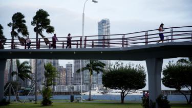 I skattely som eksempelvis Panama spørges der ofte fra lovgivers side til, hvad der kan gøres for at lokke flere til at flytte deres formuer til landet. Arkiv
