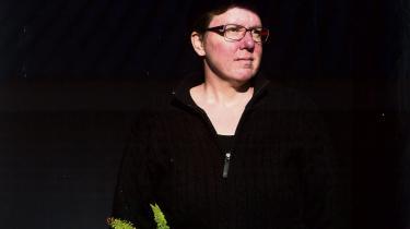 Laila Tronsen levede med en voldelig mand i 21 år. Hjælpen fra en psykolog på krisecentret hjalp hende med at forlade manden.