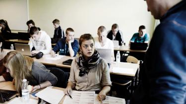 Regeringen er i gang med et grundlæggende opgør med gymnasiet som dannelsesinstitution, skriver dagens kronikør.