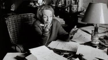 Står civilisationen som målet for Freuds udforskning af begæret, er det først og fremmest begærets utæmmelighed, Marguerite Duras udforsker – som eksempelvis i hendes skriftsamling 'Fartøjet Night', der lige er udkommet på dansk