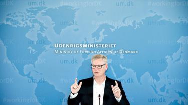 Vi skal ikke mure os inde, men tro på, at vi kan skabe en bedre verden, hvis vi tør give noget af os selv til det globale fællesskab, skriver kronikøren, der savner bud på, hvordan Danmark skal forfølge de mål, Peter Taksøe-Jensen fremlagde i går