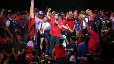 Rodrigo Duterte, der står til at vinde det filippinske præsidentvalg i dag, har blandt andet gjort sig bemærket med nogle ikke specielt følsomme bemærkninger om, hvor let han har ved at slå ihjel eller beordre drab på kriminelle.