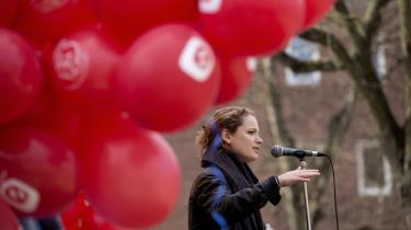 Pernille Skipper, politisk ordfører for Enhedslisten, mener det samme i dag, som hun gjorde før udnævnelsen, men har fundet det nødvendigt at melde sig ud af Socialistisk Arbejderpolitik (SAP) – en platform i Enhedslisten – for at undgå forvirring om, hvem hun repræsenterer.
