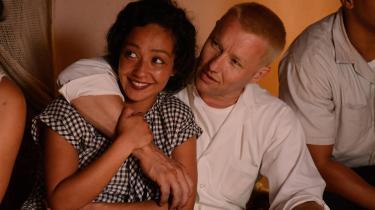 Mildred og Richard Loving kæmper for deres kærlighed i Jeff Nichols' varme 'Loving'. Foto: Filmfestivalen i Cannes