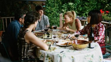 Frokostbordet bliver en veritabel slagmark i Xavier Dolans ekspressive og følelsesmæssigt pågåendefamiliedrama, 'Juste la fin du monde'. Foto: Filmfestivalen i Cannes