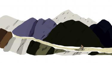 Fra højdeforskelle på flere hundrede meter i Sydtyskland til det flade hollandske lavland – her er otte smukke steder at cykle i Europa, uanset om det skal gå over stok og sten eller i et mere adstadigt tempo